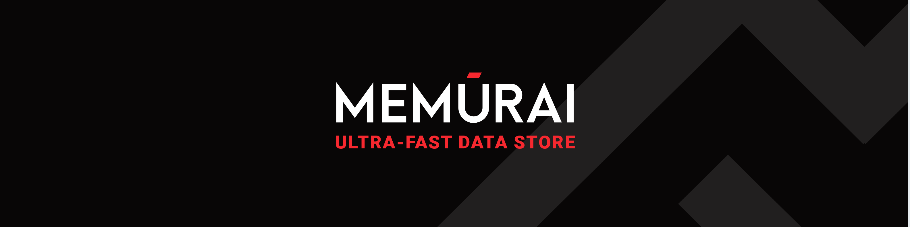Logo and graphic for Memurai, a Redis-compatible cache and datastore